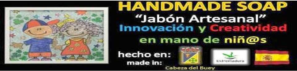 """""""Handmade Soap - Jabón Artesanal"""""""