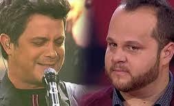 Alejandro Sanz y David Barrull la voz