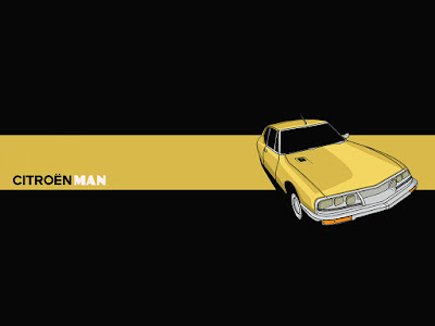 シトロエン人 Citroën Man