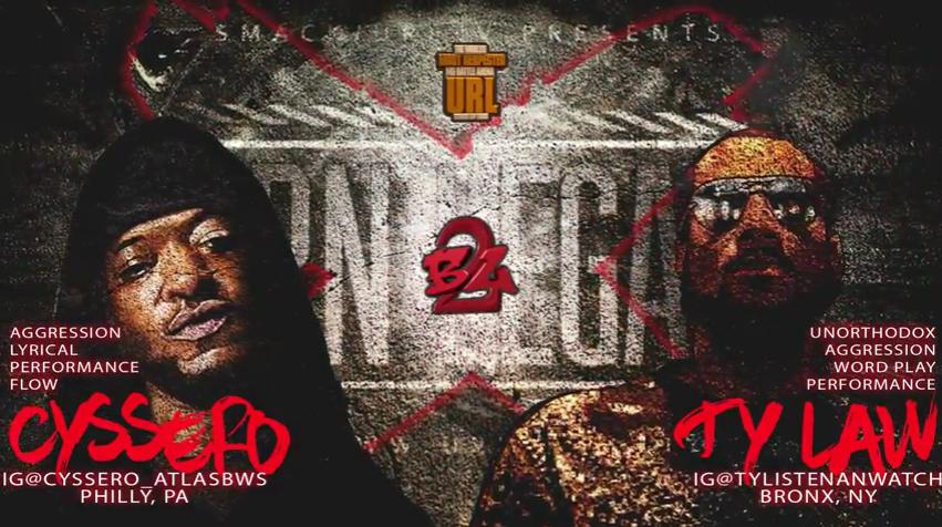 Ty Law vs Cyssero Smack/Url Rap Battle