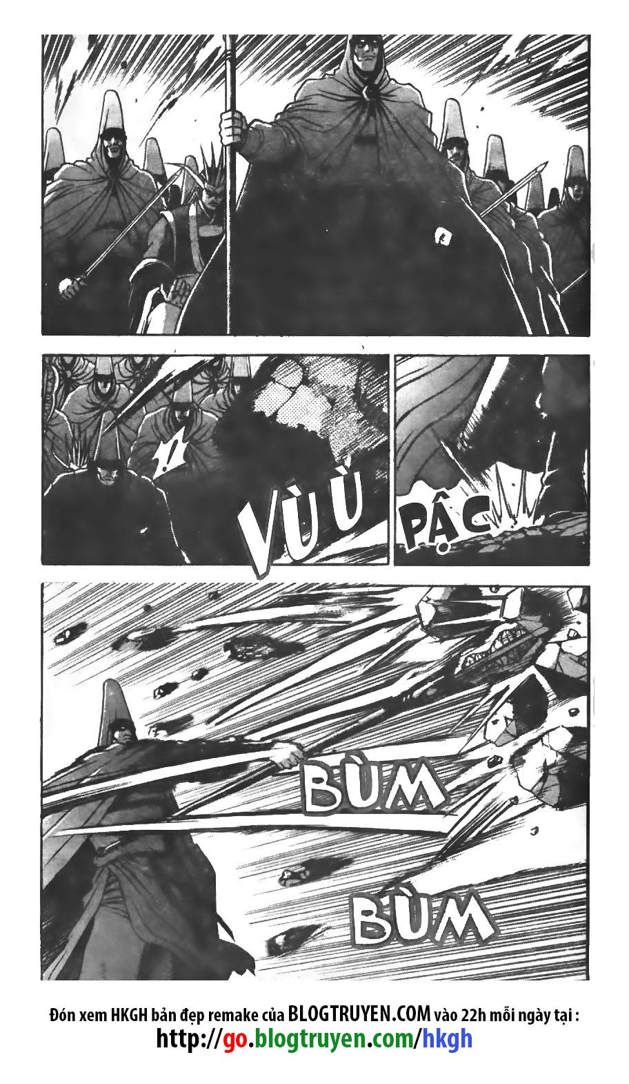 Hiệp Khách Giang Hồ chap 217 page 13 - IZTruyenTranh.com