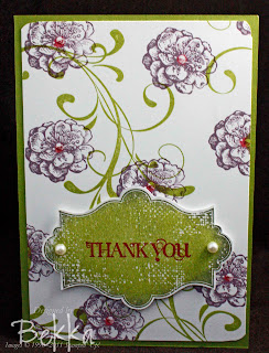Everything Eleanor Thank You Card