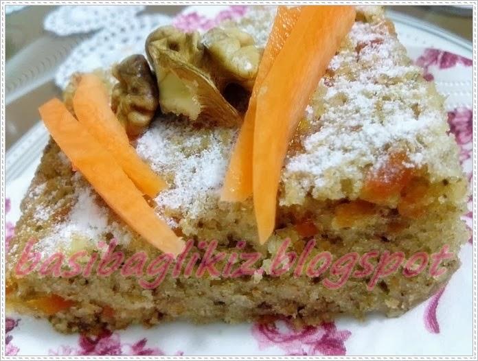 havuçlu tarçınlı kek,oktay usta havuçlu kek tarifi,kek tarifi,tesettür blog,kekin iyi kabarması için neler yapılmalı,