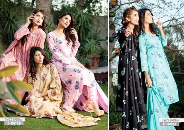 Sitara Swiis Brosha Dresses