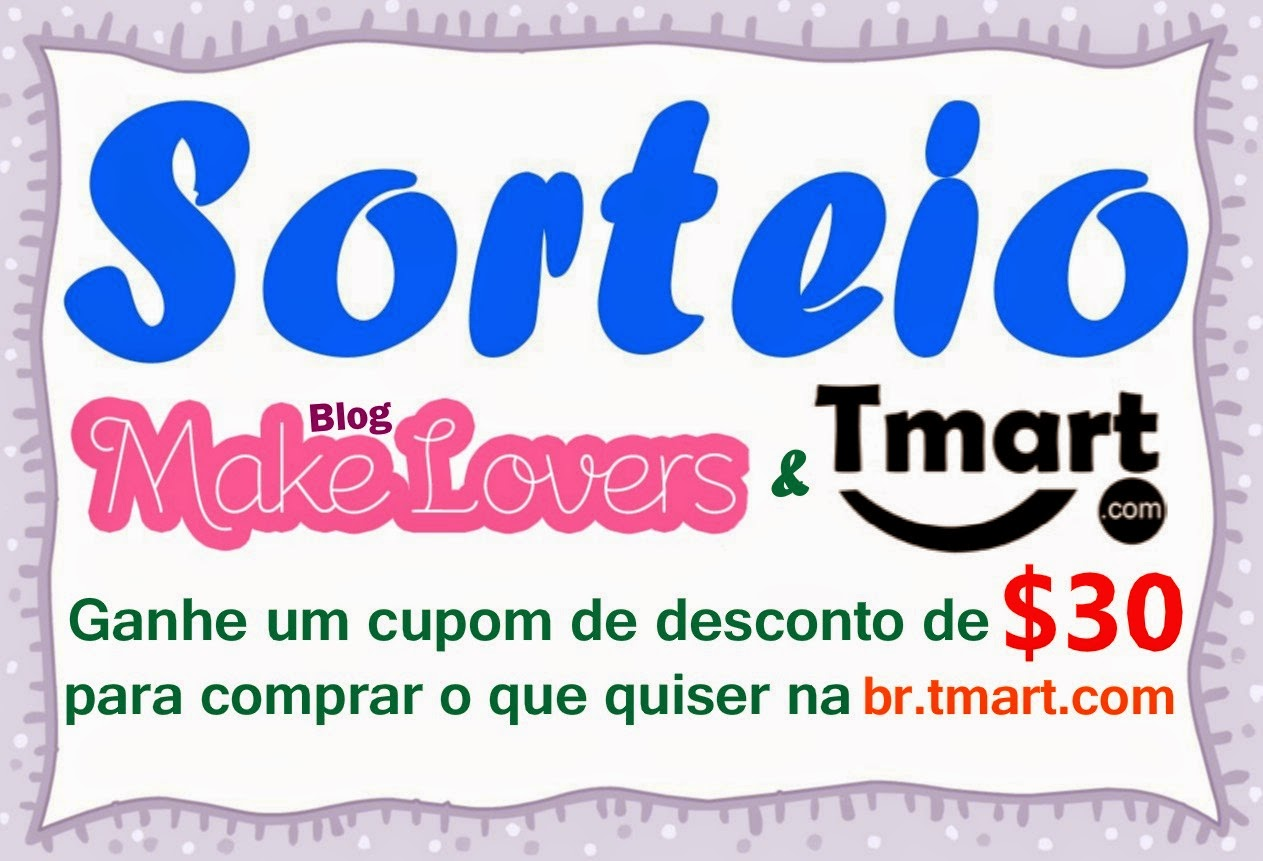 Sorteio Make Lovers