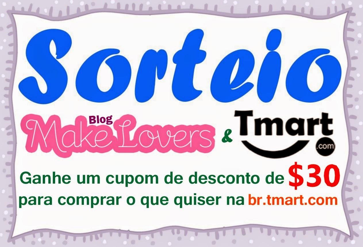 Sorteio Make Lovers