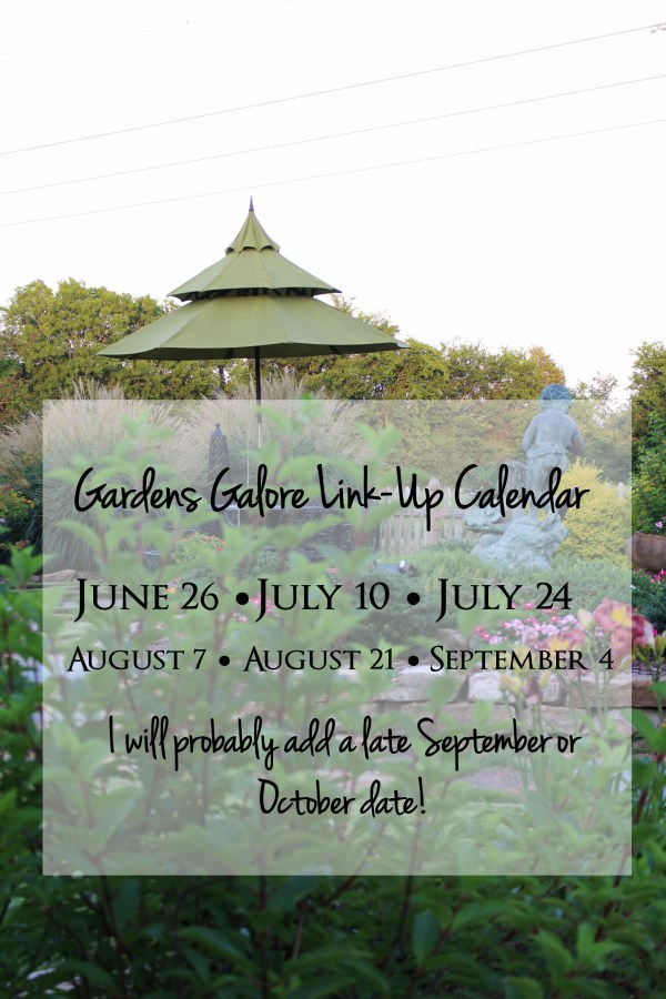 Upcoming Garden Party Dates!!