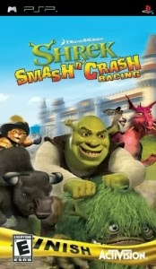 Shrek PSP ISO