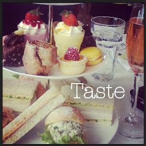 taste instagram image