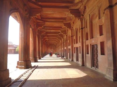 Masjid Fatehpur Sikri