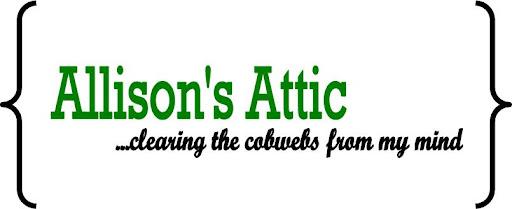 Allison's Attic