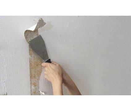 Moline IL Wallpaper Remover In 61265 Craig W Clough Rock Island