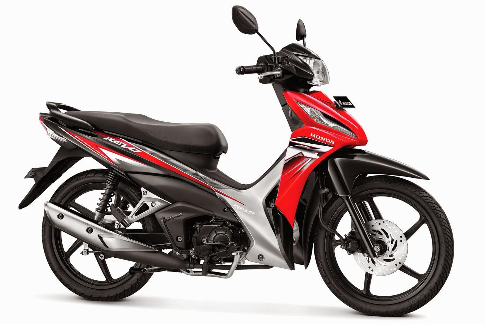 Honda Revo VS Yamaha Vega R