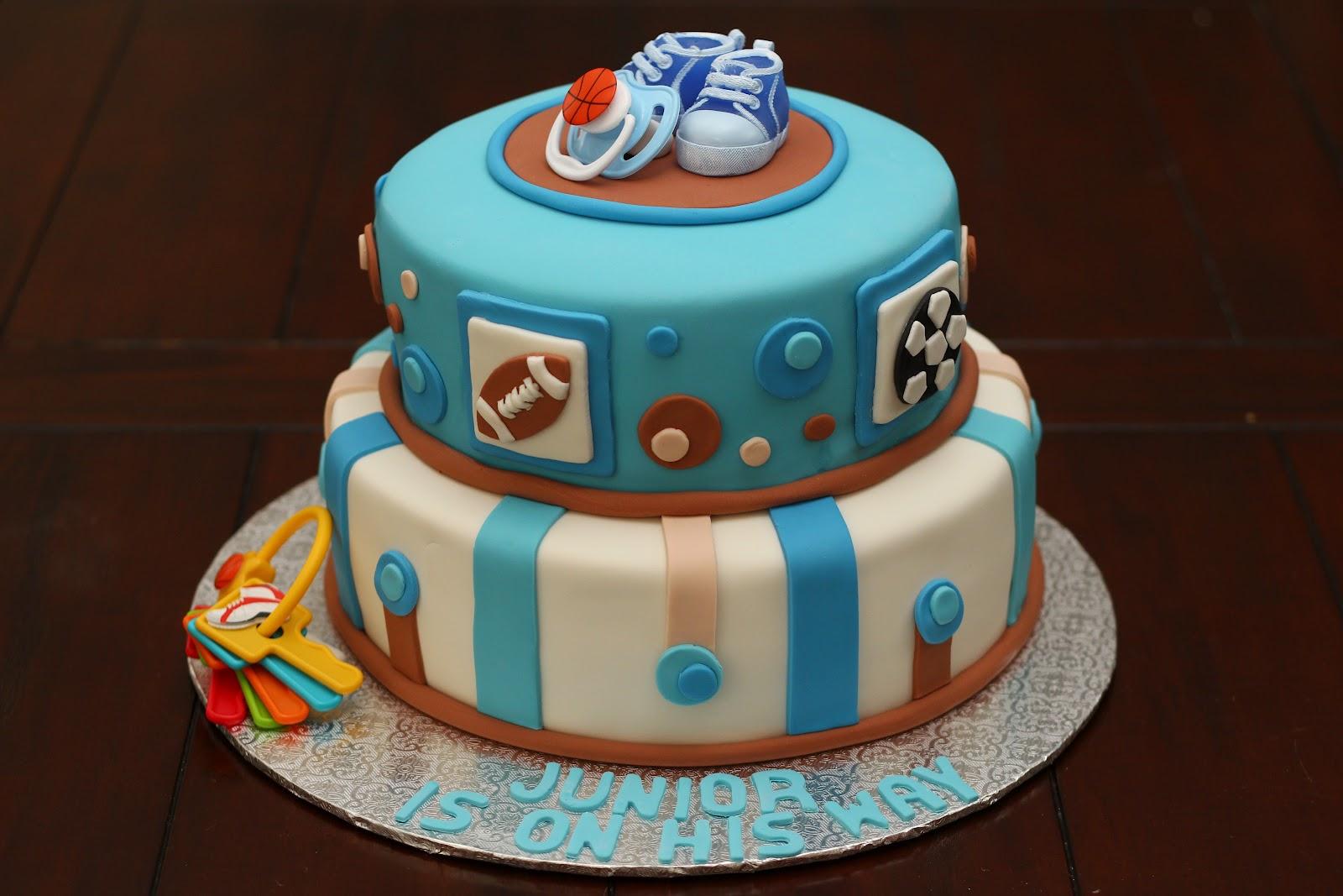 sweet cakes honey buns it 39 s a boy