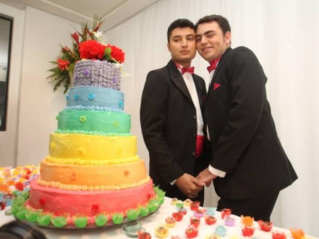 Em junho, dezoito casais do mesmo sexo disseram o 'sim' no primeiro casamento igualitário do estado (Foto: Igor Mota/ Amazônia Jornal)