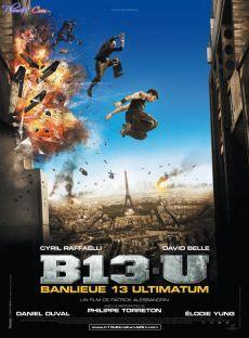 Phim Đặc Khu B13 2