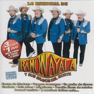 ramonayalaloesencialder Discografia Ramon Ayala (53 Cds)