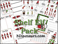 Shelf Elf Freebie Pack contains over 60 pages