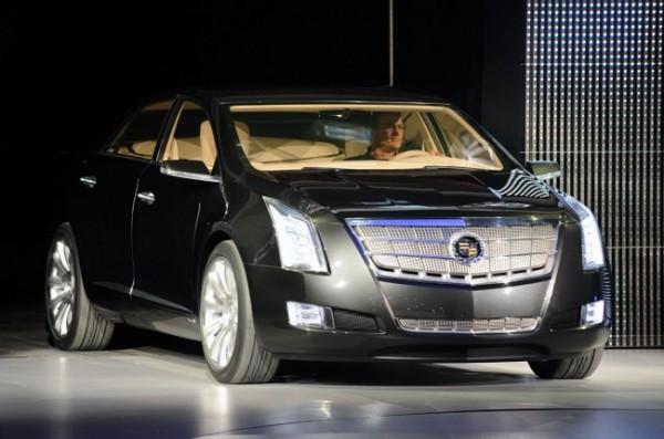 Cadillac XTS Platinum [concept] 2013