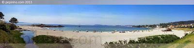 Praia de Areas