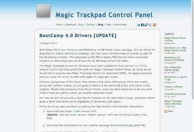 download boot camp 4.0