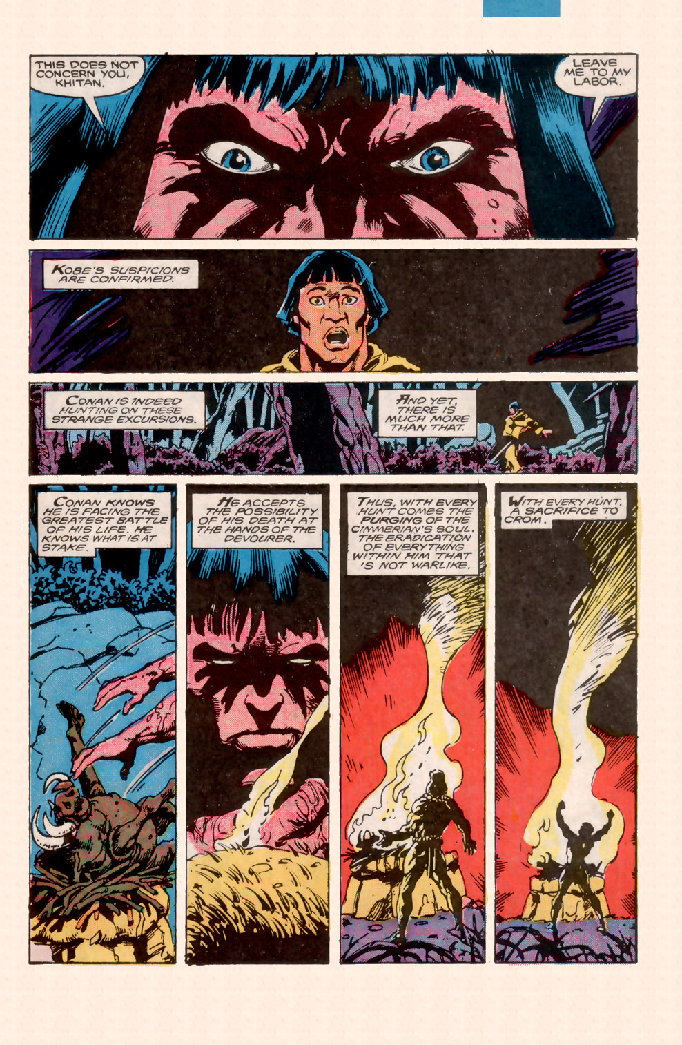 Conan the Barbarian (1970) Issue #200 #212 - English 24