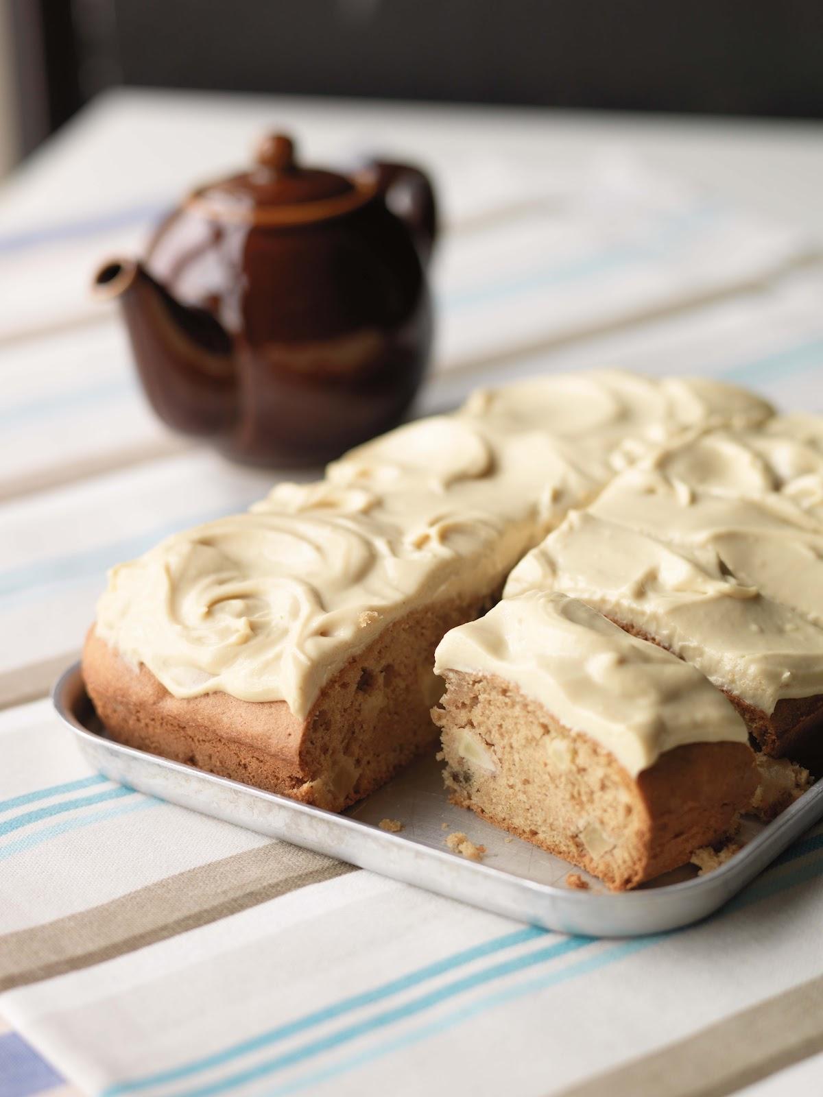 British Bake Off Recipe For Banana Cake