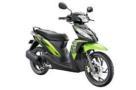 TVS Dazz motor matic terbaru