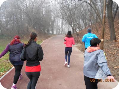 Alergare de Decembrie pt. Spitalul Copiilor