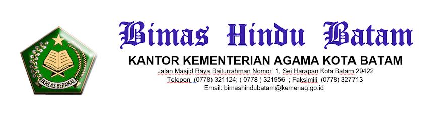 Bimas Hindu Kota Batam