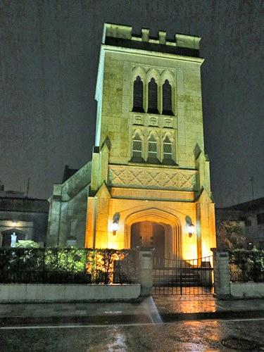 Christ Church Yokohama, Kanagawa, Japan.