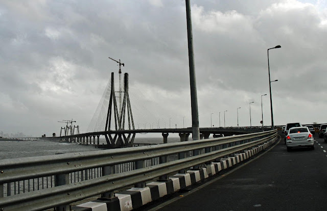 bandra worli sea-link photo
