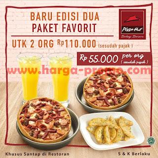 Daftar Promo Pizza Hut Indonesia