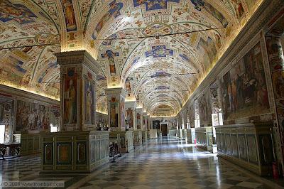 Museo del Vaticano en Roma - que visitar