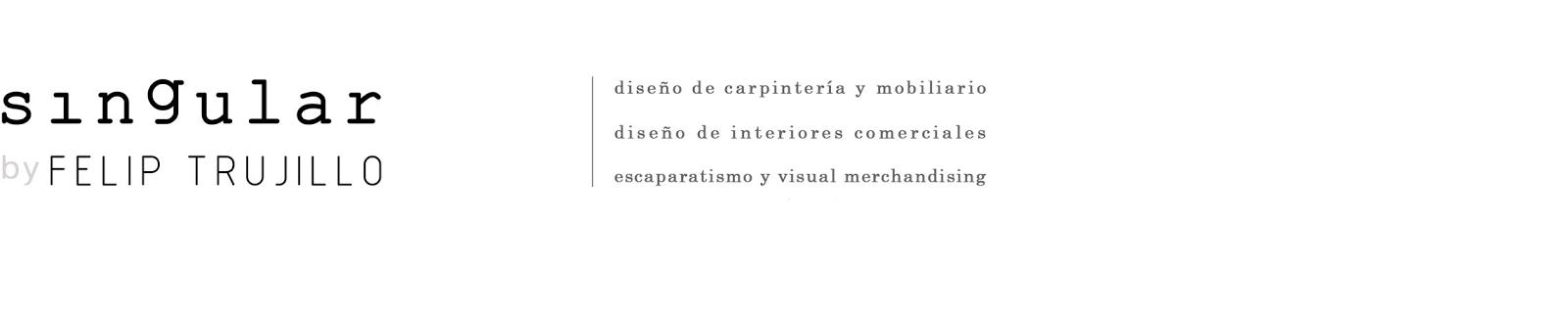 Singular by Felip Trujillo: Contacto