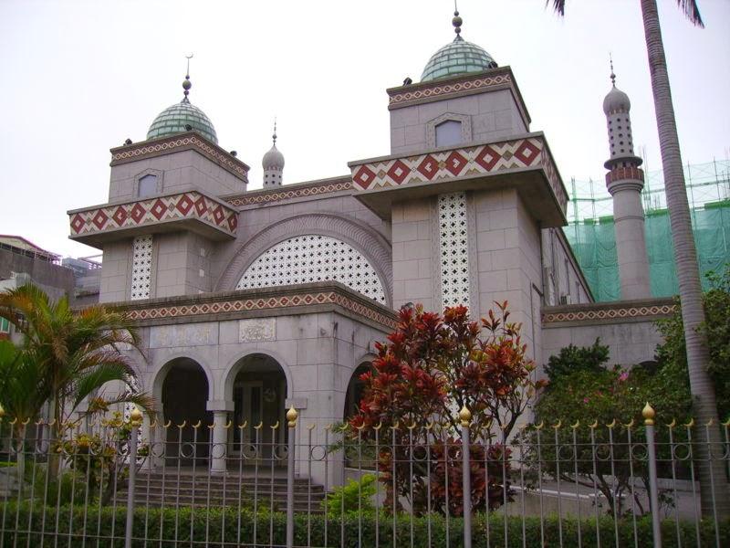 sejarah masuk islam di taiwan taipe - masjid agung taipe