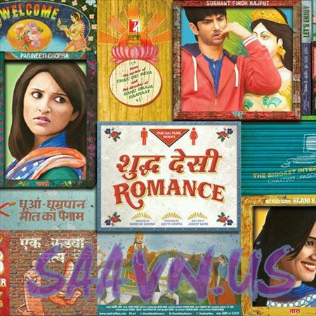 Shuddh Desi Romance (2013) Mp3 Songs
