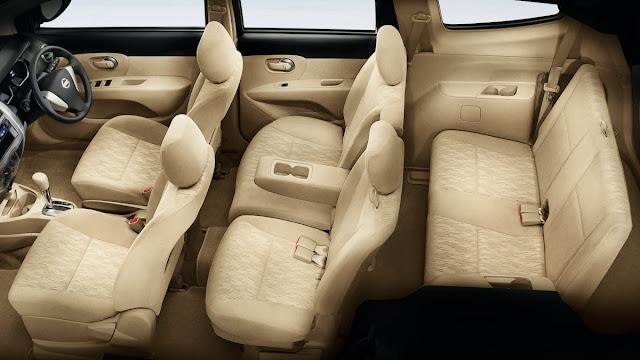 kabin lapang nissan mobil terbaik pilihan keluarga indonesia