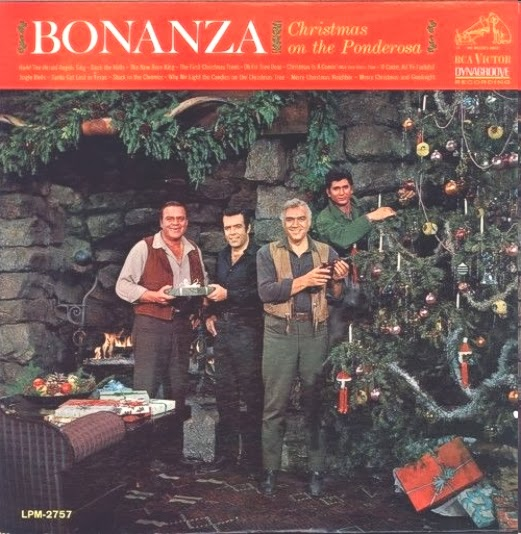 el Rancho: Bonanza: Christmas On The Ponderosa (1964)