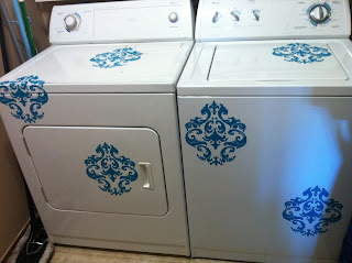 Vinyl Washer and Dryer