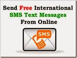 رسائل دولية مجانا
