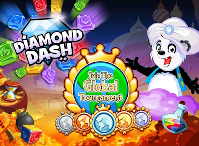 Download Diamond Dash v5.0 Mod Unlimited Lives APK