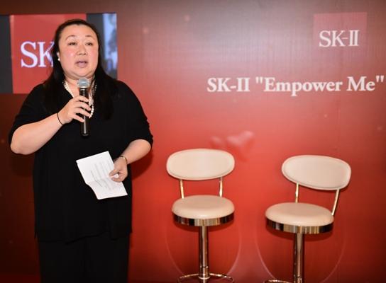 sk-ii empower me campaign un women singapore