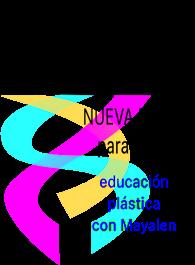 NUEVO BLOG PARA EDUCACIÓN PLÁSTICA CON MAYALEN