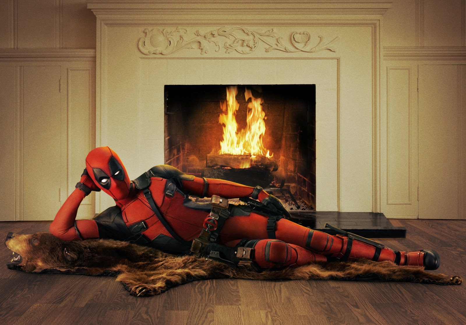 Deadpool: First Look
