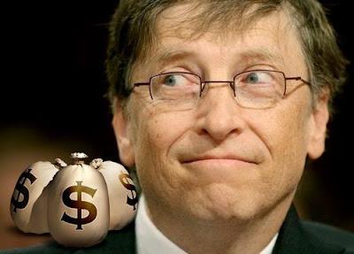 Perkara Yang Anda Tidak Tahu Mengenai Bill Gates Dan Duitnya