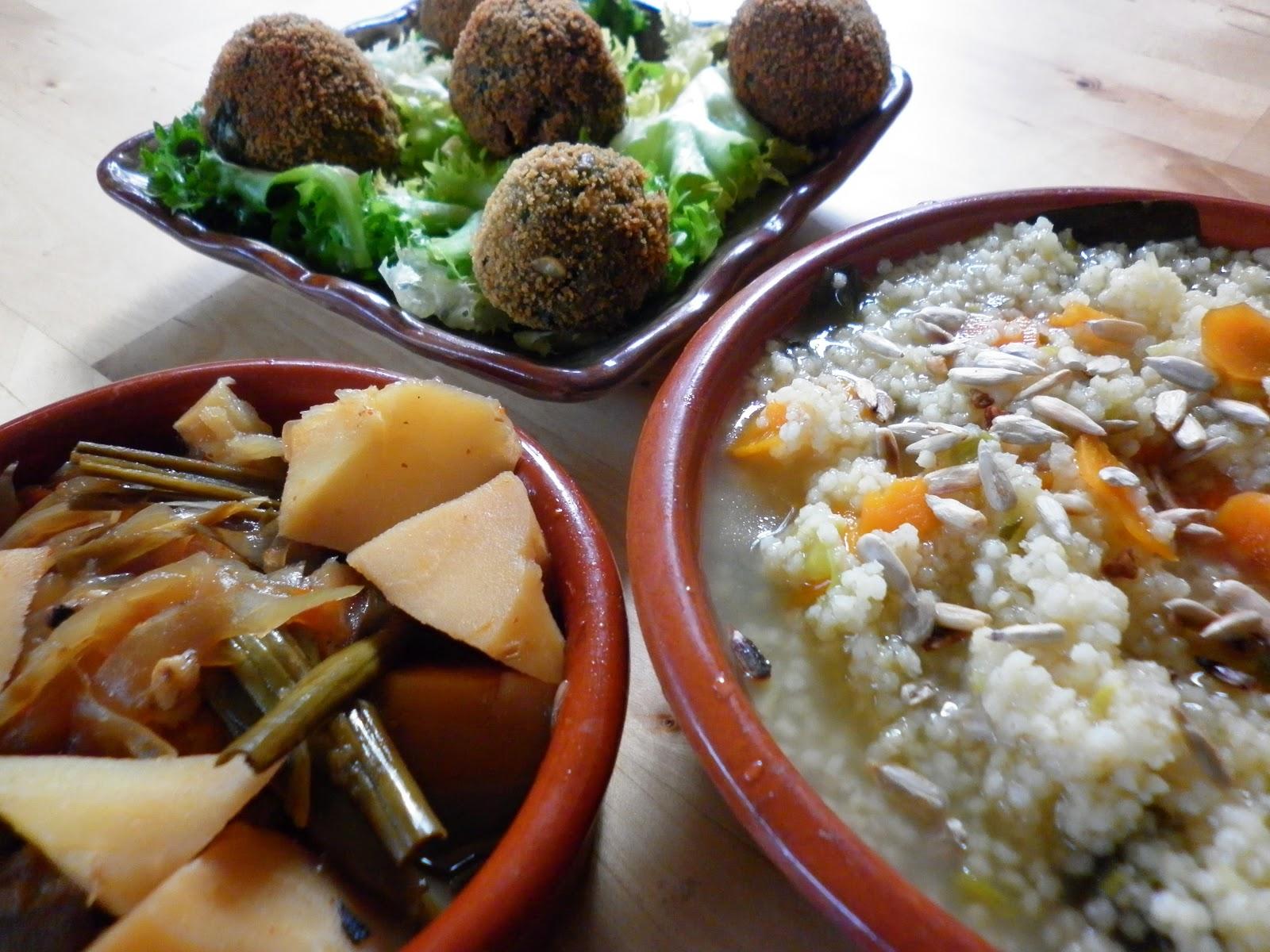 Cocina macrobi tica men macrobi tico de clima fresco for Cocina macrobiotica