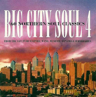 """BIG CITY SOUL"" Vol. 4"