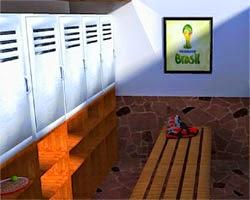 Juegos de Escape Big Locker Room Escape