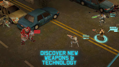 XCOM: Enemy Within apk  image